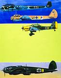 Into the Blue: German Aircraft of World War II