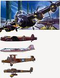 British bombers montage