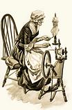 The Wonderful Story of Britain: The New Spinning Machine
