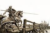 History's Heroes: How Brave Bayard Held the Bridge