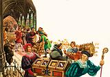 Henry VIII's Dissolution of the Monasteries, 1536–1541