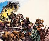Saxon Raiders