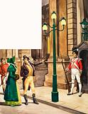 The Wonderful Story of Britain: Britain's First Gas Lamps