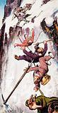 Falling off the Matterhorn