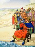 What Really Happened? Did Canute Get His Feet Wet?