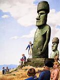 What Really Happened? Idols of Easter Island