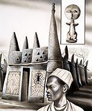 Primitive Homes: Pinnacles of Plaster