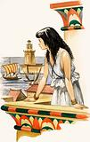 When They Were Young: Queen Cleopatra