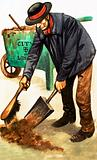 Once Upon a Time… street cleaning in the middle ages: street orderly