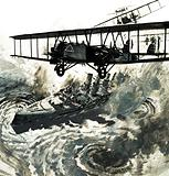William Mitchell and the bombers of World War I