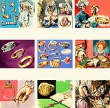 Rings and jewellery through the ages