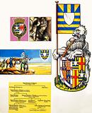 The White Lion of Mortimer (coat of arms)