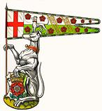 The Greyhound of Richmond (coat of arms)