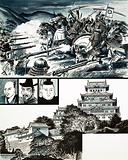 Battle of Nagashino and Himeji Castle
