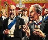 King Edward and Edward Elgar