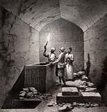 Tomb Chamber of Menkaura