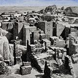 The ruins of Babylon