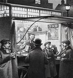 Edwardian Coffee Stall