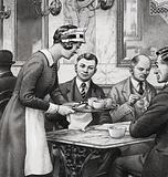 Edwardian Teashop