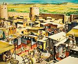 City of Jericho in ancient times
