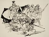 Death of the Emperor Julian