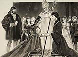 Marriage of Lucrezia Borgia to Duke Alfonso