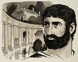 Hadrian's Villa at Tivoli