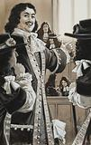Peter The Great in Court