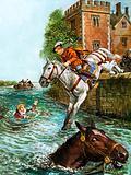 Edward VI rescues Elizabeth I