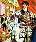 The Prince Regent at Brighton