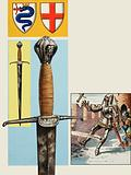 The Sword of Estore Visconti