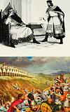 Invade England; Massacre of Varaville