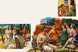 Education in Ancient Athens