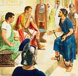 The trial of Paul