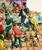 Mediaeval banquet