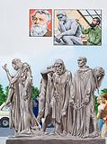 Rodin's Burghers