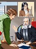 Galileo and Hooke