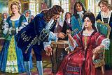 The Duke of Marlborough finally returns his wife's golden keys