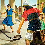 King Saul's Jealousy