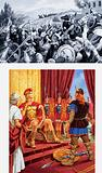 Rome conquers Gall
