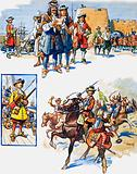 The Army's First Battle Honour