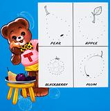 Teddy Bear (with hidden objects)