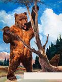 Yogi Bear's Relatives at Home