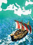 The Golden Cities: Carthage, part 1 –  Beginning of an Empire