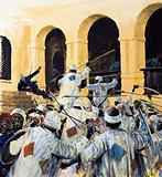 Death of General Gordon of Khartoum