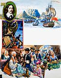 Scrapbook of the British Sailor: Tavern of the Two Seas