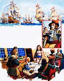 Scrapbook of the British Sailor: The First Dutch War