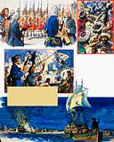Scrapbook of the British Sailor: Fighting the French