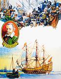 Scrapbook of the British Sailor: A Glorious Defeat
