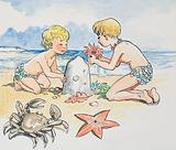 The Water Babies, based on the novel by Charles Kingsley